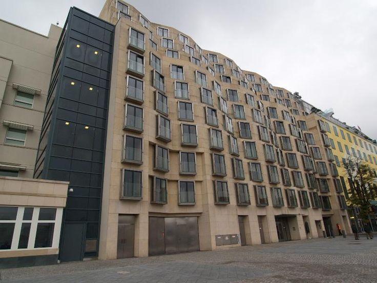Frank Gehry - DZ Bank, Berlin, Germany, 1999