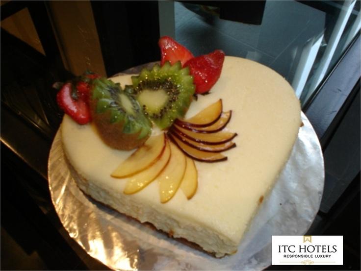 Tropical fruit flan #cake
