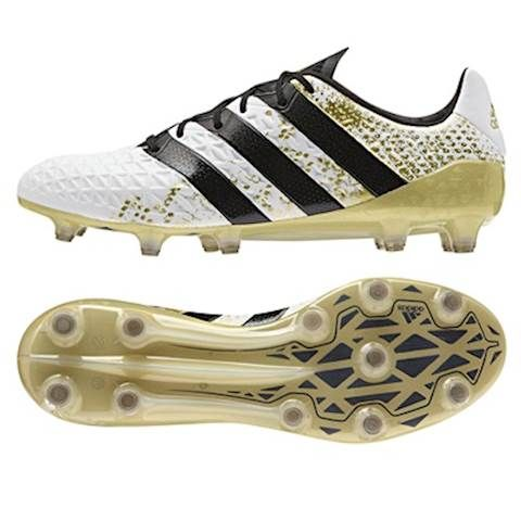adidas Ace 16.1 Stellar Pack FG Football Boots White