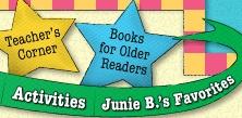 Junie B. Jones by Barbara Park