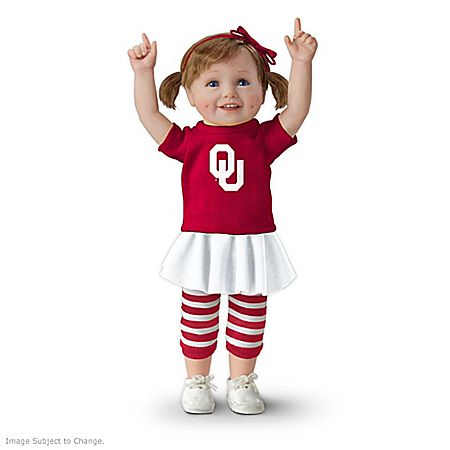 Child Doll: Sooner Girls Have More Fun! Child Doll