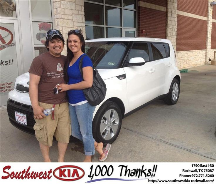 #HappyBirthday to Jennifer Escalante from Kathy Parks at Southwest KIA Rockwall!