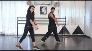 ▶ LEARN HOW TO DANCE BOLLYWOOD -ROUTINE 1 RSUDC - YouTube