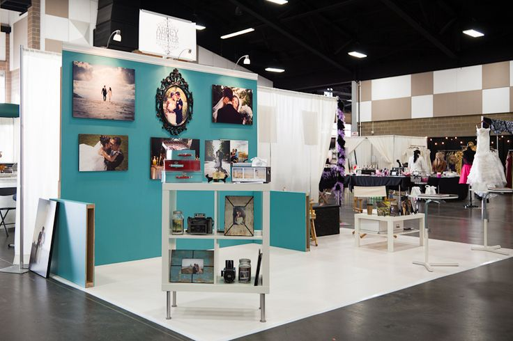 Wedding Expo Booth Ideas: Seattle Wedding Photographer 2 Puyallup Wedding Show Booth
