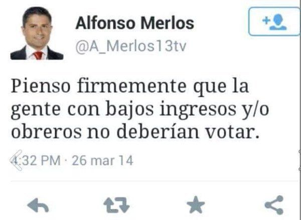 ¿Y los fachas y los imbéciles si pueden votar?  http://viraladvertising.over-blog.com/2017/02/y-los-fachas-y-los-imbeciles-si-pueden-votar.html?utm_source=_ob_share&utm_medium=_ob_twitter&utm_campaign=_ob_sharebar #denuncia #fachas #españa #Spain #gente #politicos #protesta #podemos #podemitas