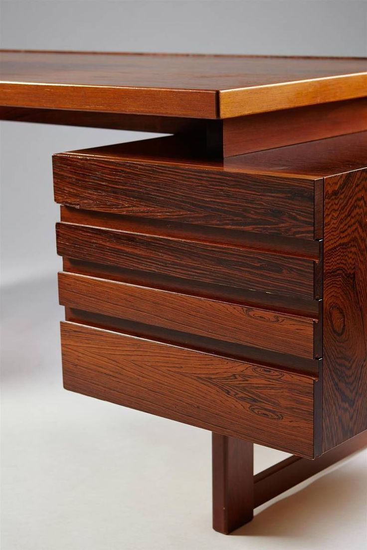 Desk, Finland 1960s | From a unique collection of antique and modern desks and writing tables at https://www.1stdibs.com/furniture/tables/desks-writing-tables/