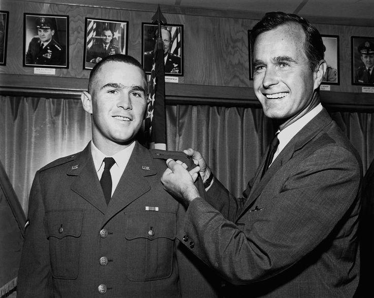 President Bush and President Bush