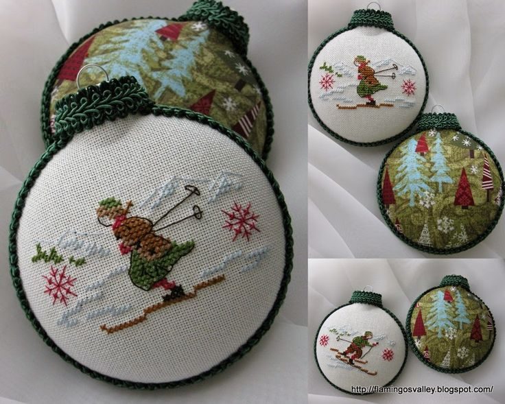247 best Cross Stitch / Christmas images on Pinterest | Christmas ...