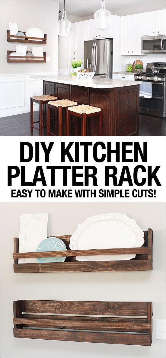 17 best images about diy projects on pinterest the for 34 insanely smart diy kitchen storage ideas