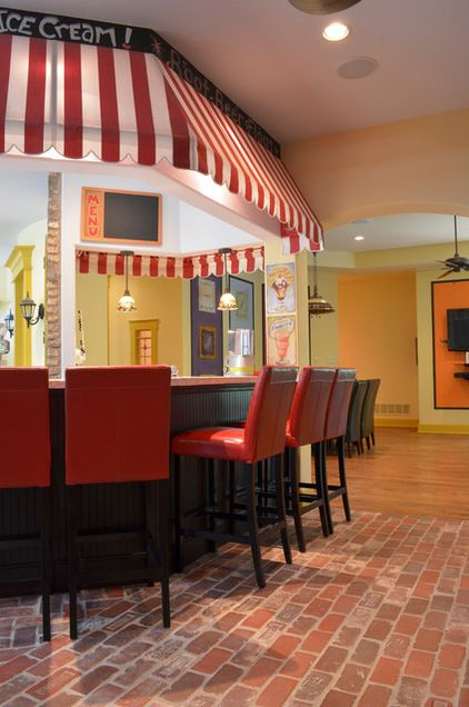 Basement Game Room Designs: 17 Best Images About Soda Fountain Ideas On Pinterest