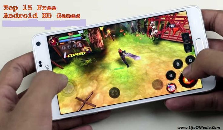 Top 15 Android Games