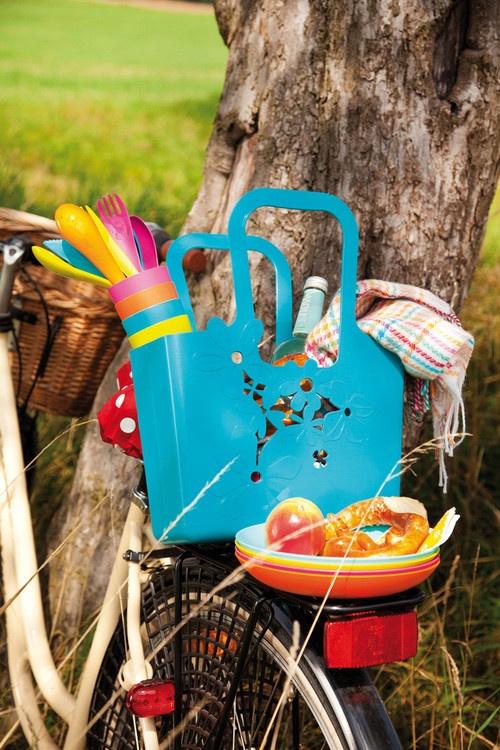 Koziol na pikniku - torba Alice dostępna na FabrykaForm.pl