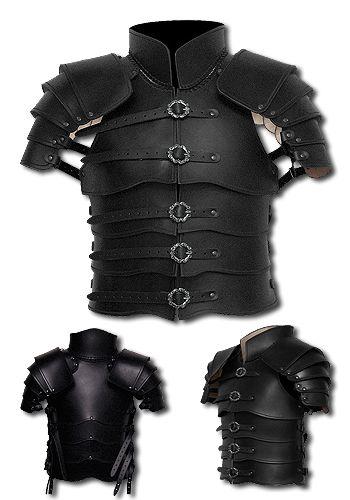 Leather armour Commander, http://www.dein-larp-shop.de/