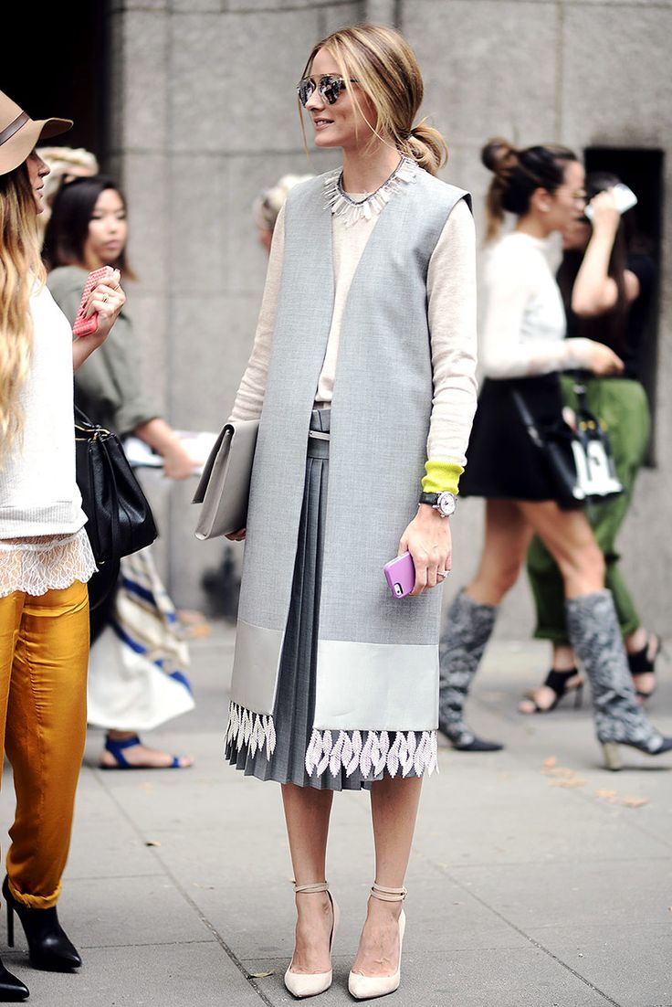 859 Best Images About Olivia Palermo Style On Pinterest Coats Fashion Weeks And Olivia D 39 Abo