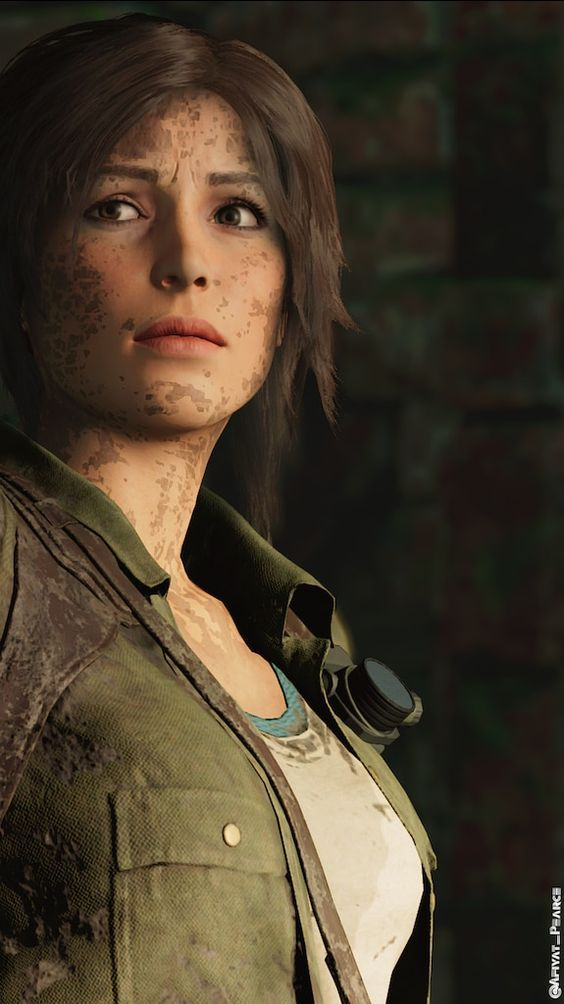Lara Croft SOTTR   Tomb raider lara croft, Lara croft