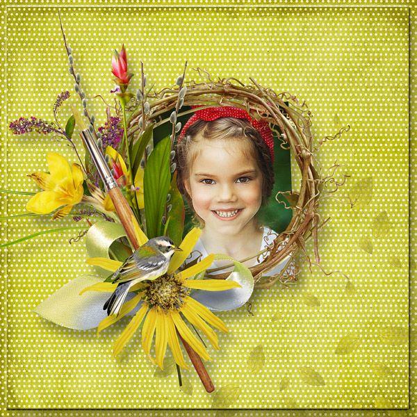 """The Birth of Spring"""