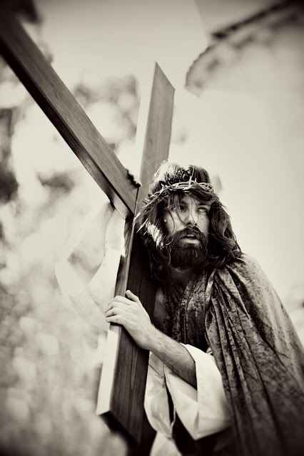 The Stations of the Cross - St Monica Church Photographer #Easter #GoodFriday