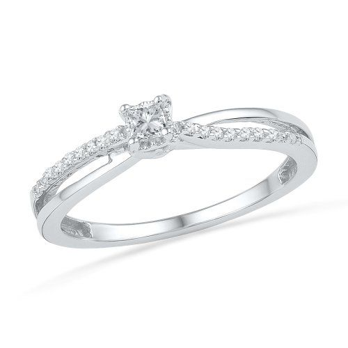 17 Best ideas about Diamond Promise Rings on Pinterest