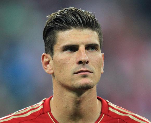Mario Gomez -- German soccer player.