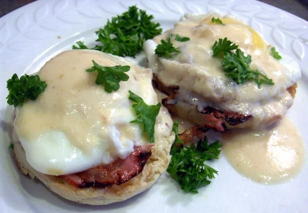 Ceptionally Healthy Eggs Benedict: I LOVE eggs benedict and am ...
