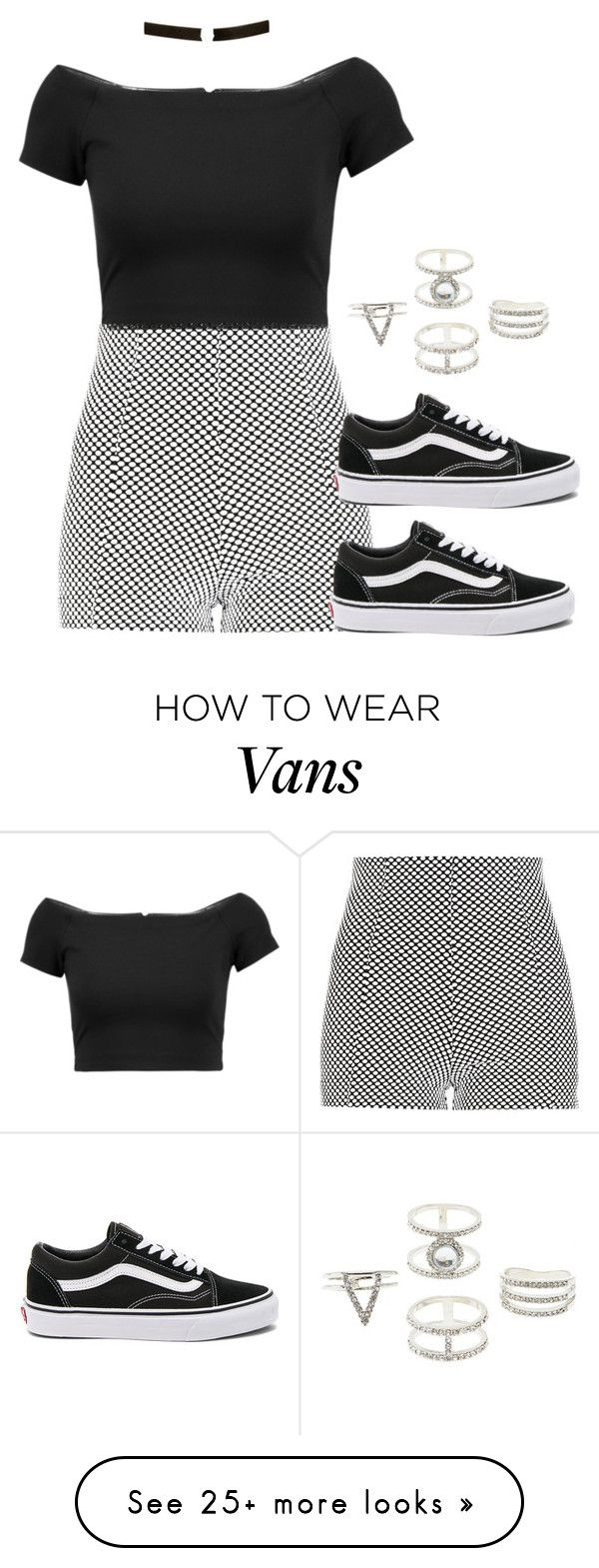 """Sem título #226"" by nodifference on Polyvore featuring Alice + Olivia, River Island, Vans and Charlotte Russe"