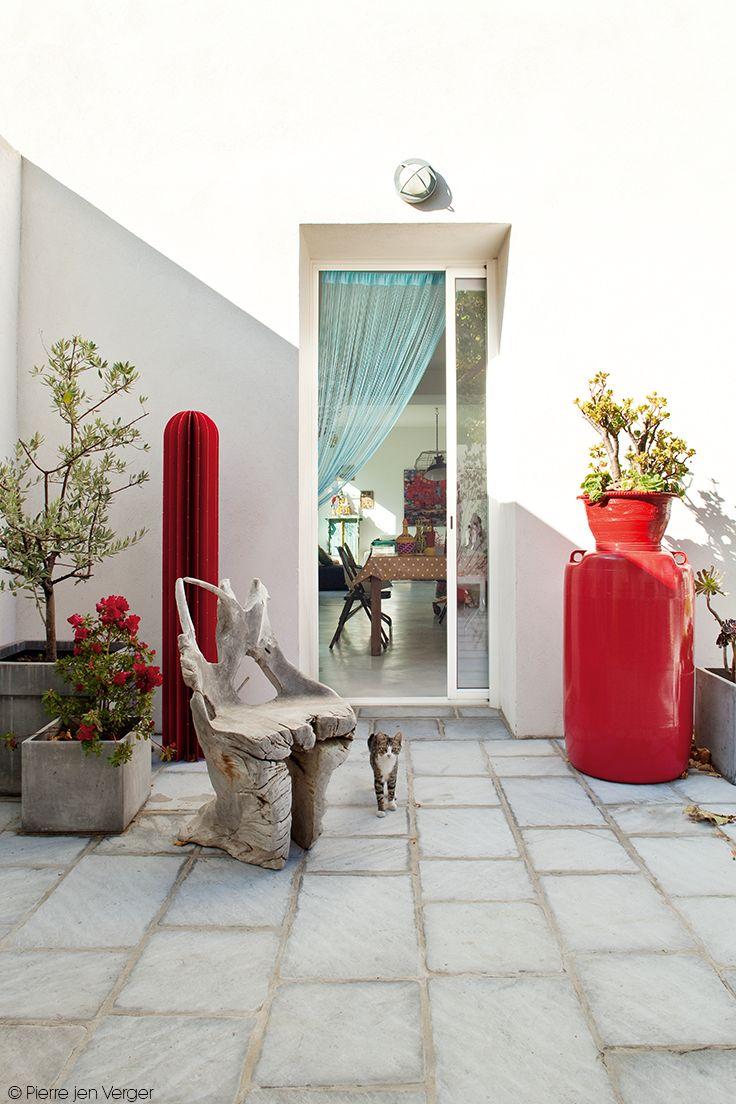 aimez le bois flotté ? #dccv #ducotedechezvous #deco #archi #terrasse