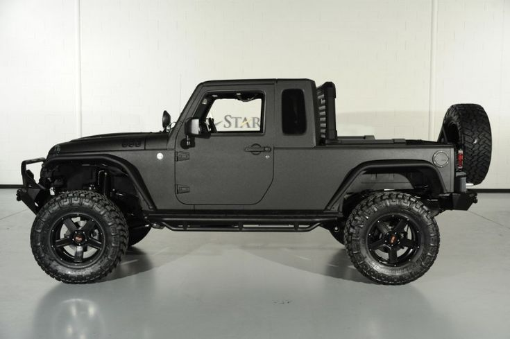 Custom 2012 Jeep Wrangler Jk8 Sahara With Xrc Bumpers And