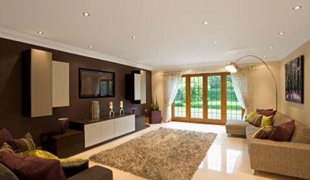 Benjamin Moore Revere Pewter Living Room Cool Color Spotlight