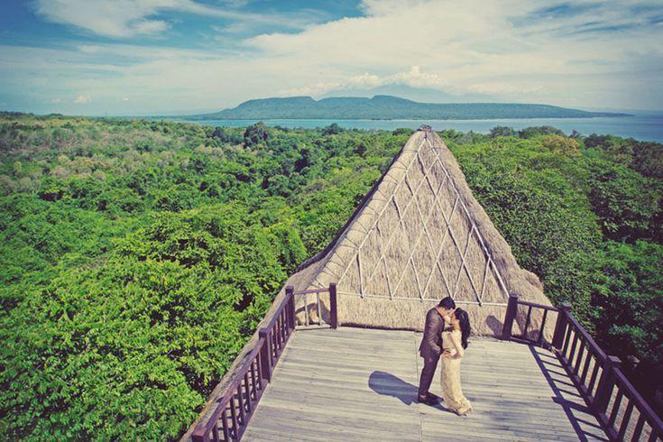 Menjangan Island in West Bali National Park bali indonesia