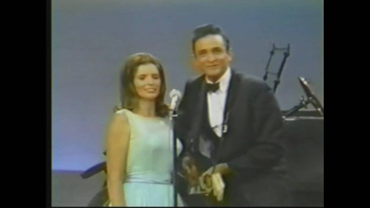 "Johnny Cash and June Carter - ""Jackson"" (Live on The Ralph Emery Show, 1967)"