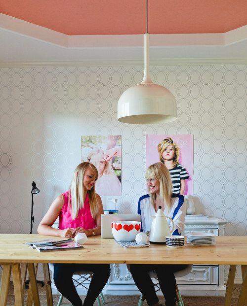 Best Bedroom Paint Colors For Girls Diy Bedroom Ceiling Canopy Bedroom Bedroom Best Bedroom Arrangement: Pink Ceiling Paint, Pink Room And Bright Girls Rooms