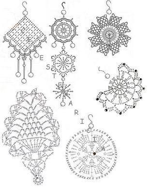 Best 25+ Crochet jewelry patterns ideas only on Pinterest