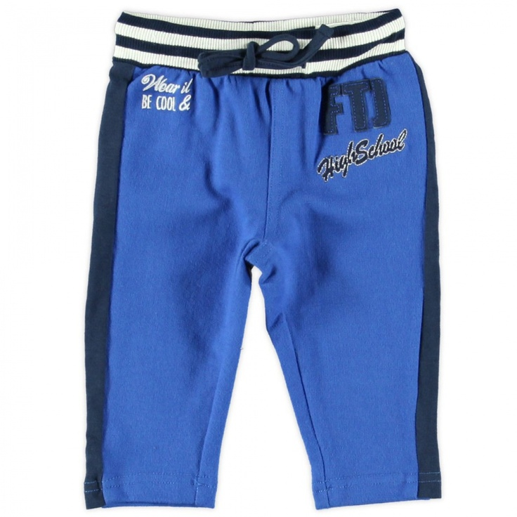 Feetje broekje - Lange broeken, Broeken -W13/822954/blue