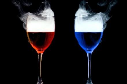A może drinki w postaci...galaretki? Za sprawą kuchni molekularnej wszystko jest możliwe!
