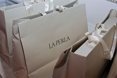 I'll love whatever comes in that bag, if it comes from that shop =)Fashion, Laperla, Favorite Things, La Perla, Style, Shops Bags, Damn Sexy, Perla Lingerie, Favorite Productsbrand