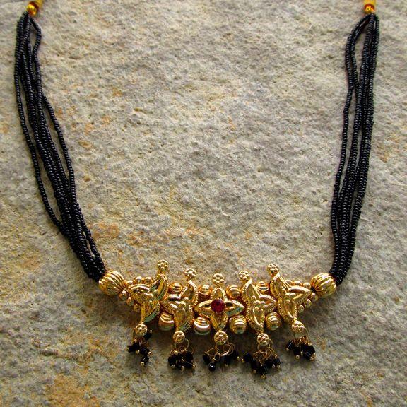 Kolhapuri mangalsutra