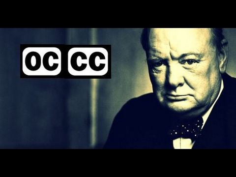 1940, May 3 – Winston Churchill – Blood, Toil, Tears and Sweat – open captioned – The Closed Captioning Project LLC, sponsored by Accurate Secretarial LLC