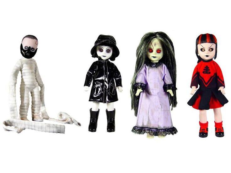 living dead dolls series sets | ... Resurrection Series - Set of 4 - Living Dead Dolls Resurrection Series