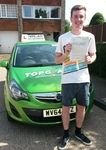 Driving Lessons Gillingham Try Us & See Deal 10 Hrs £159 Congratulations to Joe Hartland of Gillingham Kent, who passed his Practical driving test first time on Wednesday 27th May.  Joe passed his driving test at the Gillingham driving test centre. Joe is studying to become a lawyer, so until his exam results come through, and he goes off to uni in september, Joe has a lot of time on his hands, and since he works at Costa Coffee, let's hope he can convince his father to put him on his car…