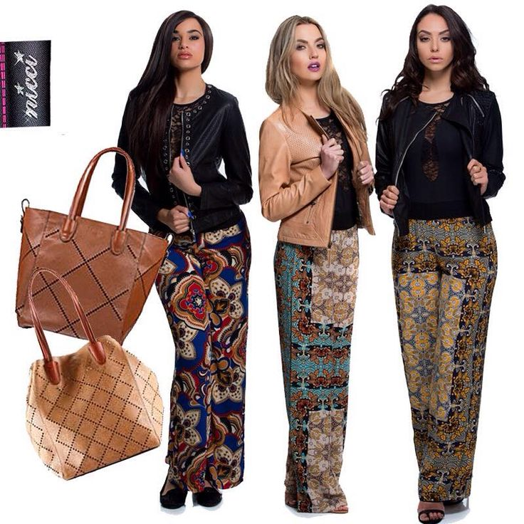 #Printed #Palazzo pants now in #Nicci stores #chic #statement