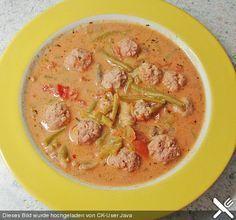 Käse - Tomatensuppe