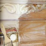 I shared a furniture stripping tutorial several years ago and that post is more popular now than EVER now that painted furniture is on its way out For my favorite tips and products do a search on my blog for Stripping Furniture to make it as painless as possible
