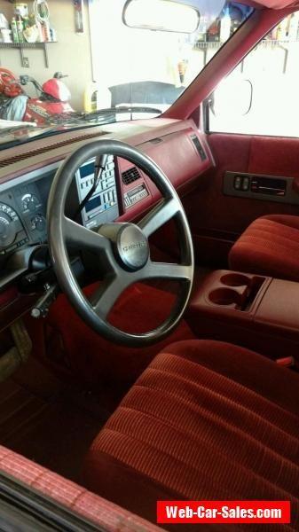 1990 Chevrolet Silverado 1500 #chevrolet #silverado1500 #forsale #canada