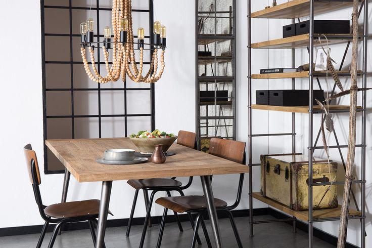 Industrial Stijl Studio | Blog Industrieel Wonen | Dutchbone | Eijerkamp #wooninspiratie #industrieel #dutchbone #interieur #woontrend