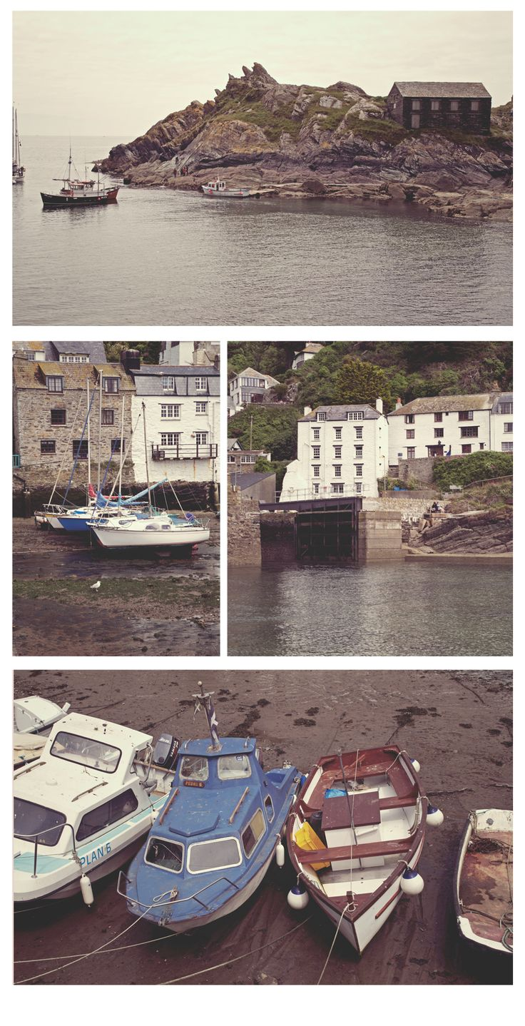 Cornwall | Deerpark Forest Holidays | Polperro | Seaside | © Jemma Defroand Photography