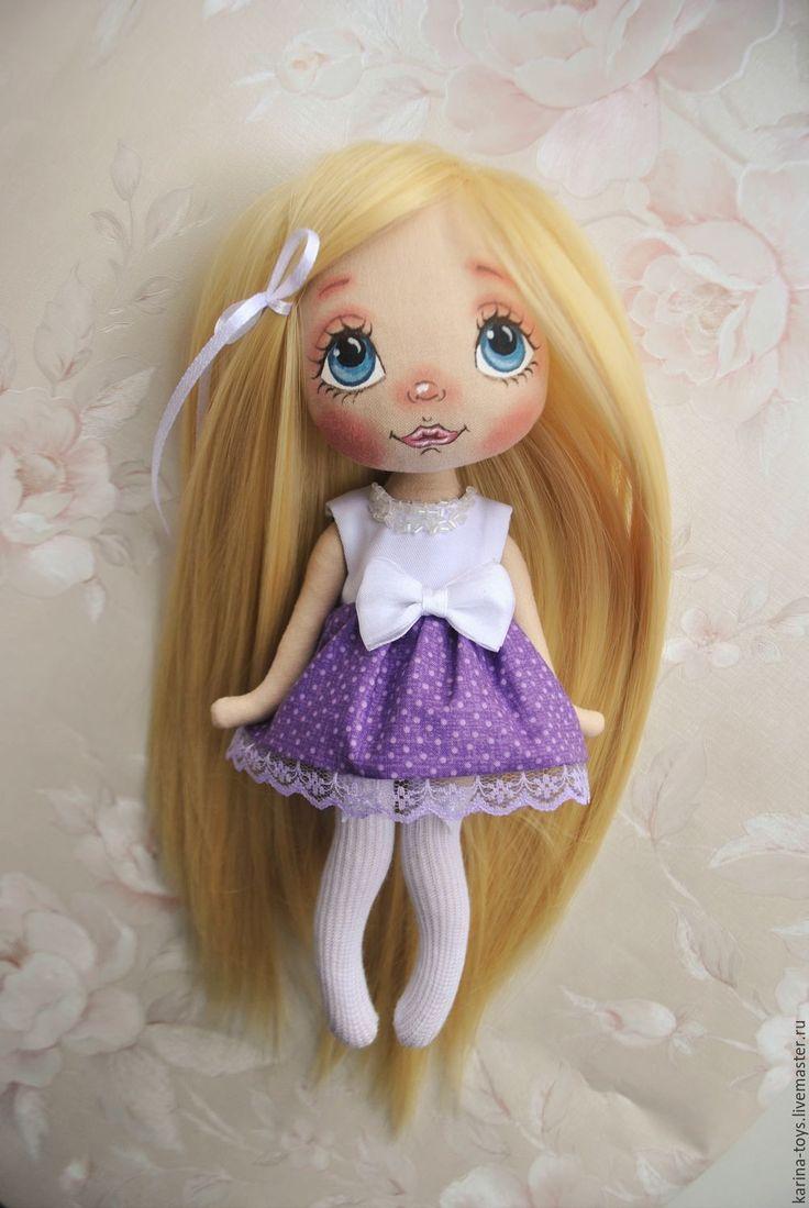 """Купить Куколка """"Неженка"""" - кукла ручной работы, кукла, кукла в подарок, кукла…"""