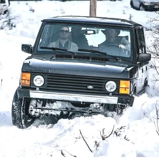 2019 Land Rover Range Rover Suspension: Instagram Post By RR Classic 1974 Travel • Jan 13, 2019 At