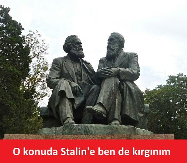 Stalin meselesi..