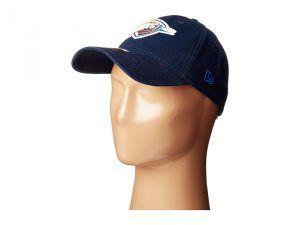 New Era Core Classic Oklahoma Thunder (Navy) Baseball Caps