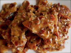 Spicy Bacon Pecan Brittle recipe on Food52.com